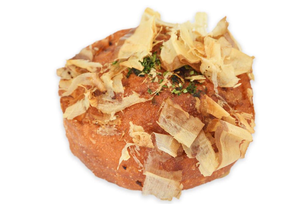 たこ揚げパン