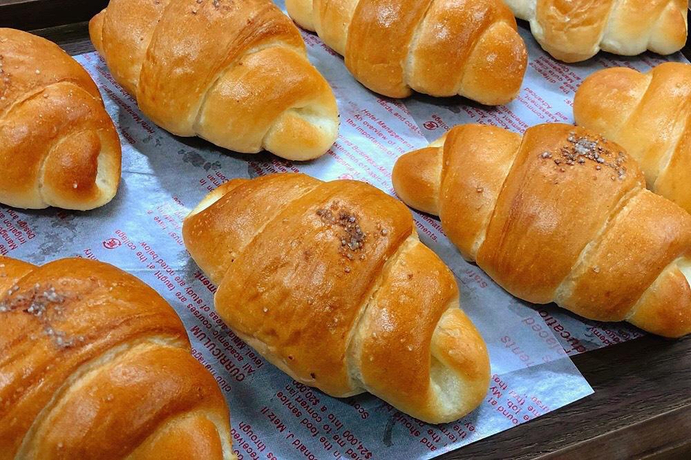塩バターロールパン特別価格