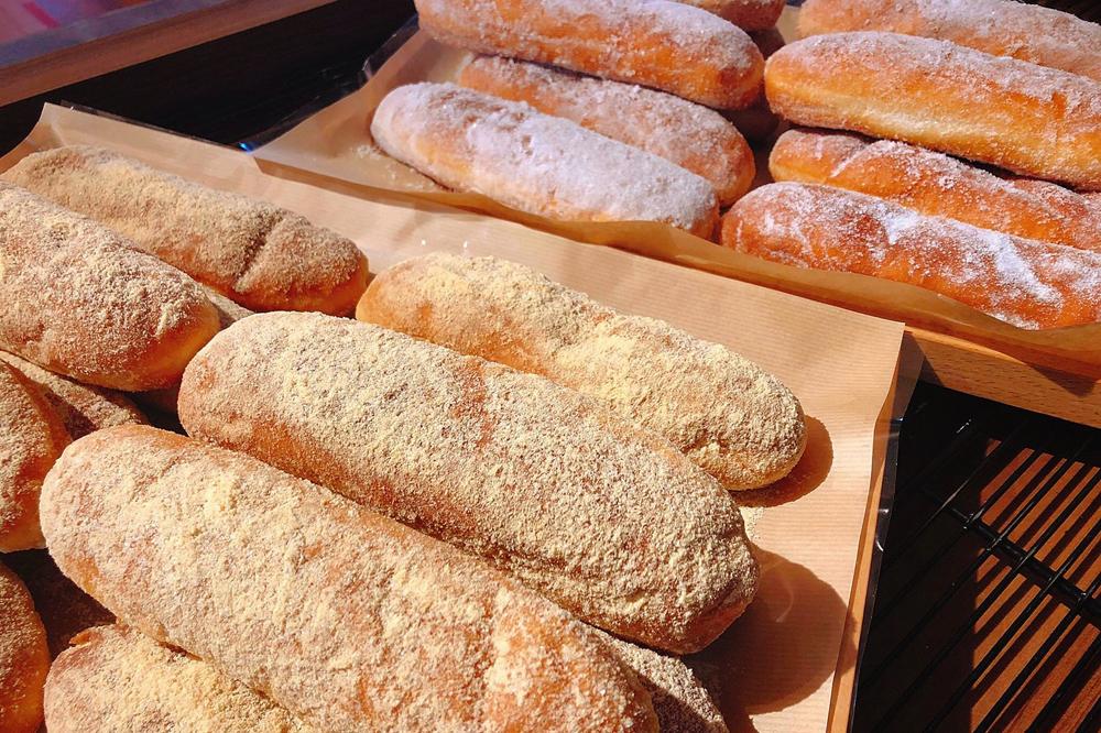 おすすめパン揚げパン