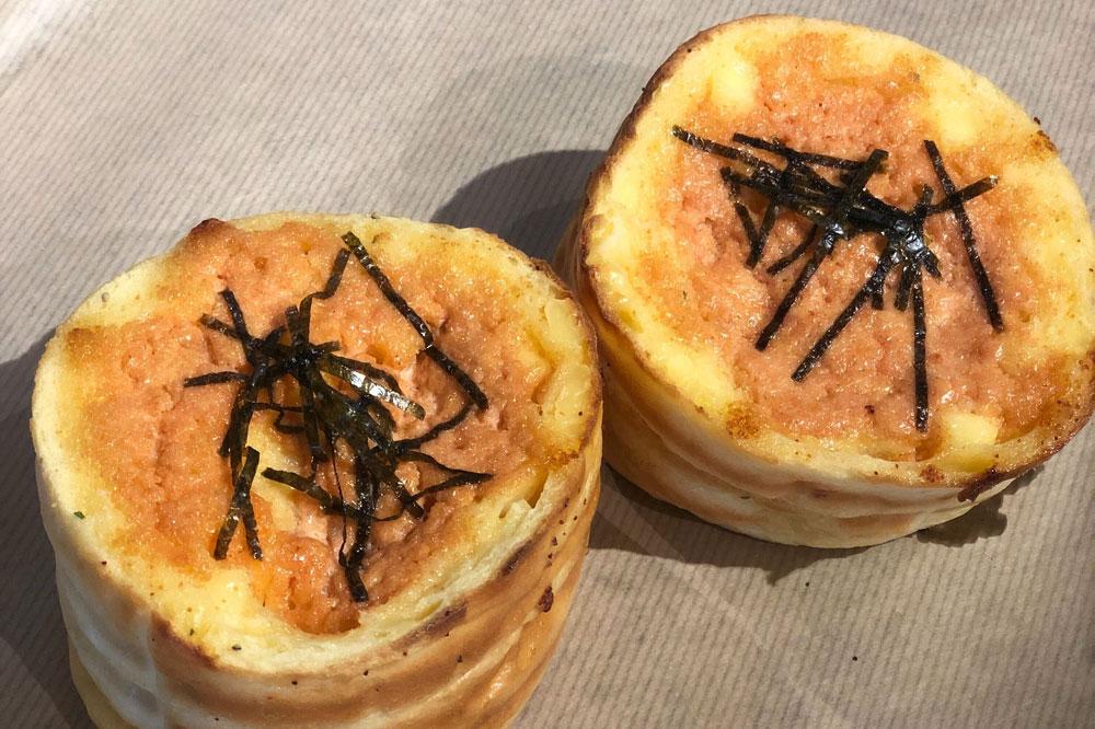 明太丸太チーズ