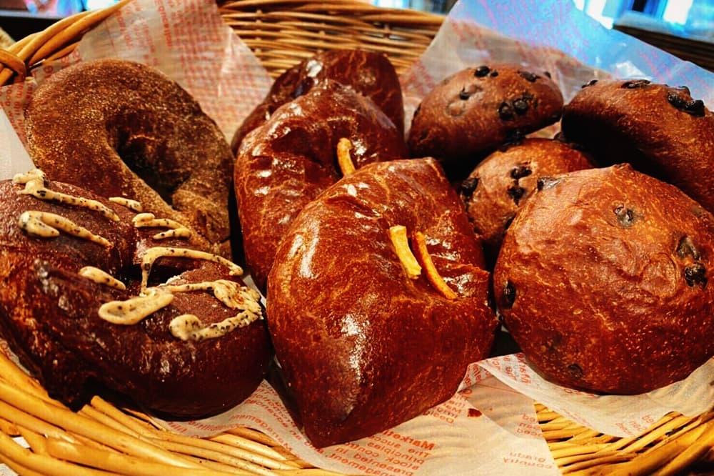 チョコレートパンの新作