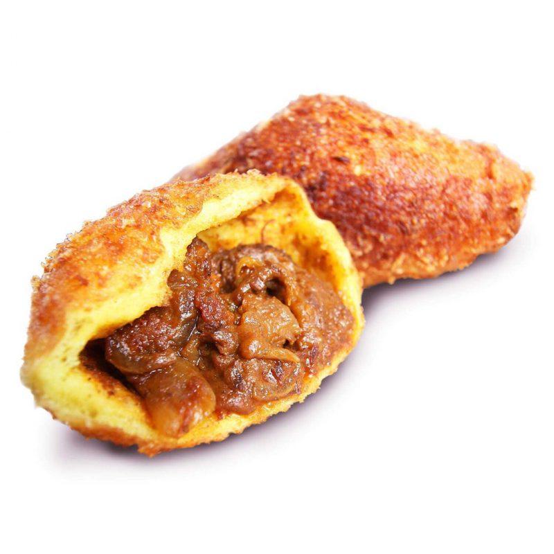 西日本揚げカレーパン部門 BAKERY&CAFE GAUDI 絶品